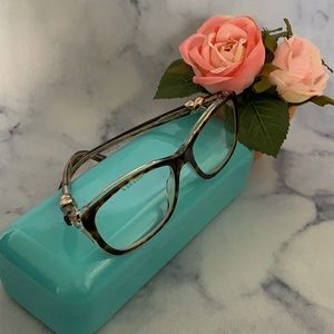 Tiffany lenses frame